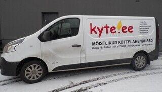 Sõiduki reklaamkleebised - kyte.ee