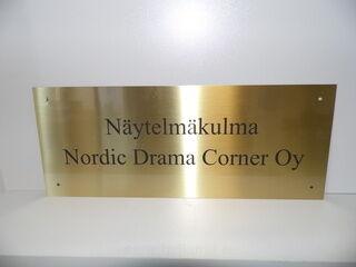 Fassaadisilt - Nordic Drama Corner