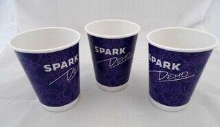 Trükiga kohvitopsid - Spark Demo