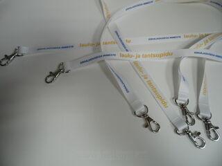 Logoga kaelapaelad - Erivajadustega inimeste laulu- ja tantsupidu