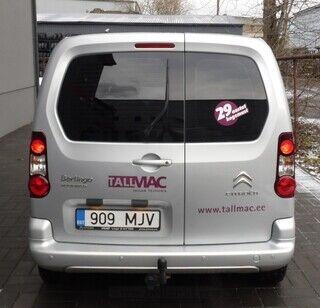 Reklaamkleebised autole - Tallmac