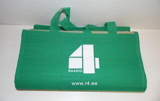 Logoga rannamatt - Raadio 4