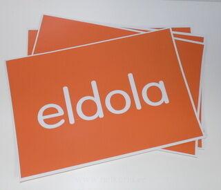 Logokleebised - eldola
