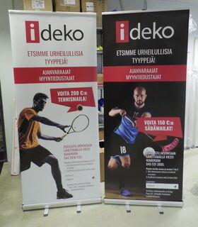 Roll up stendid - iDeko