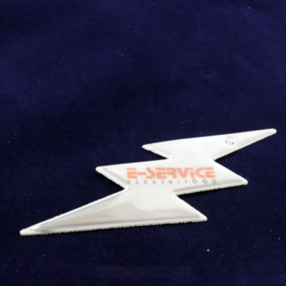 Logoga helkur - E-service elektritööd