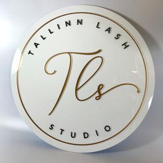 Logosilt - Tallinn Lash Studio