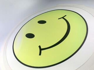 Põrandakleebis Smile