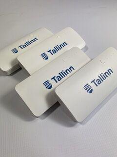 Akupangad - Tallinna linna logoga