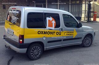 Oxmont auto kleebised