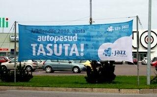 Jazz pesula banner