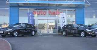 Peugeot reklaamlipud