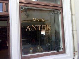 Mark Antiik reklaamkleebised