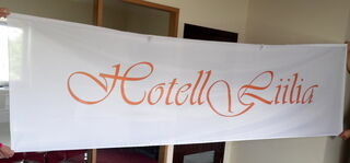 Hotell Liilia reklaambänner