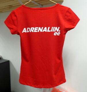 Adrenaliin.ee t-särk trükiga