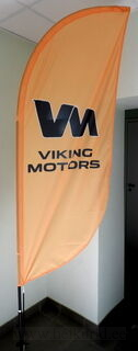 Viking Motors tuulelipp