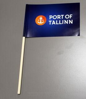 PORT OF TALLINN paperilippu varrella