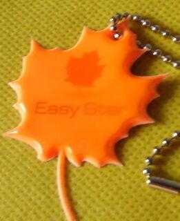 Erikujuline helkur Easy Star