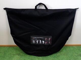 Softbännerin laukku