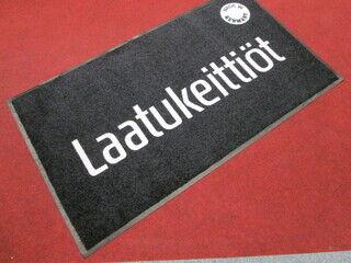 Logomatto Laatukeittiöt