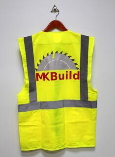 Heijastinliivi MK Build