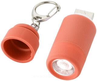 Avior laetav USB taskulamp võtmehoidja 4. pilt