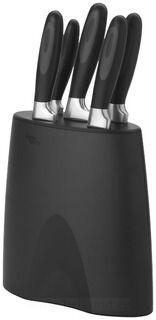 5 piece knife block
