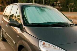 Autosse päikesevari