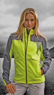 Lady Spiro Team Soft Shell Jacket