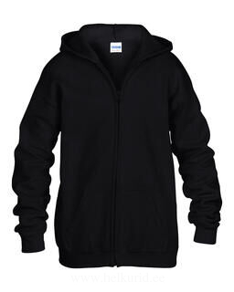Kids Full Zip Hooded Sweat