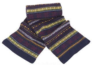 Arran Heavy Knit Scarve