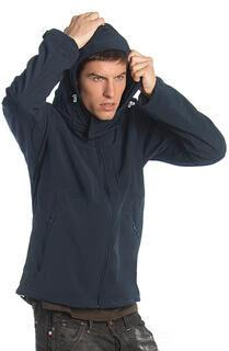 Hooded Softshell Men