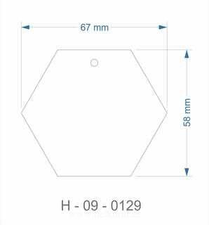 Helkur 67x58mm