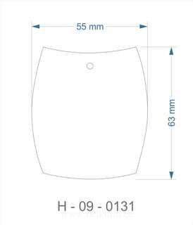 Helkur 55x63mm