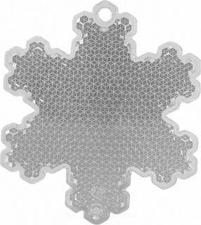 Helkur lumehelves 58x66mm läbipaistev