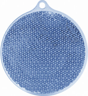 Reflector round 55x61mm blue