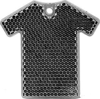 Reflector T-shirt 64x63mm black