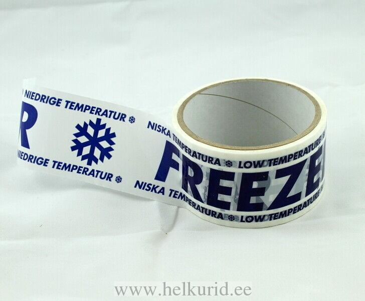 Custom Printed Tape Helkurid